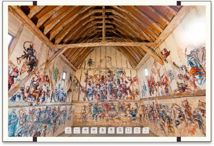 Photos gigapixels et tr s haute d finition par arnaud frich for Piscine de la chapelle saint luc